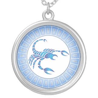Scorpio Zodiac Pendant Necklace