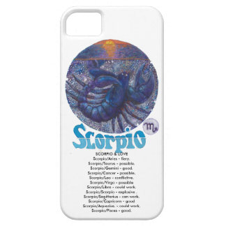 Scorpio - Zodiac Phone case