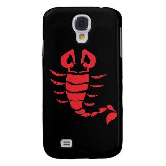 Scorpio Zodiac Sign - Yoga iPhone Case Galaxy S4 Case