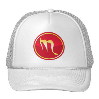Scorpio - Zodiac Signs Mesh Hats
