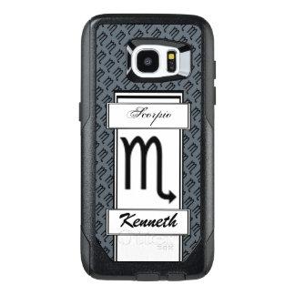 Scorpio Zodiac Symbol Standard by Kenneth Yoncich OtterBox Samsung Galaxy S7 Edge Case