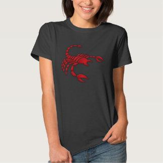 Scorpio Zodiac Symbol Tee