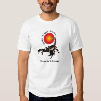 Scorpio - zodiac T-shirt