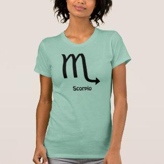 Scorpio Zodiac T Shirt