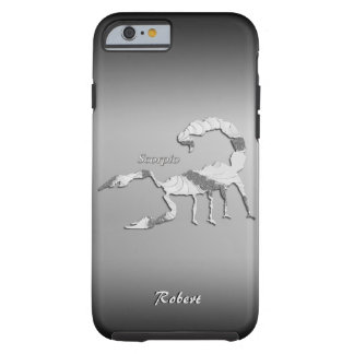 Scorpio Zodiac Tough iPhone 6 Case
