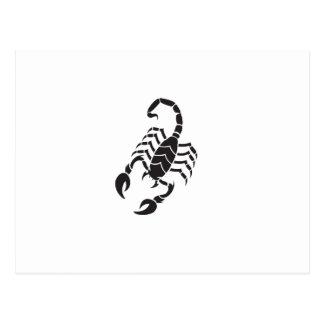 scorpion ai post card