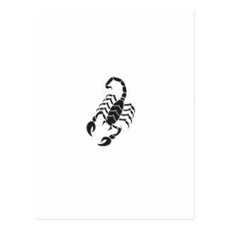 scorpion ai postcards
