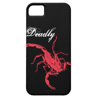 Scorpion Barely There iPhone 5 Case