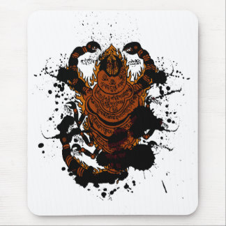 Scorpion charm mouse pad