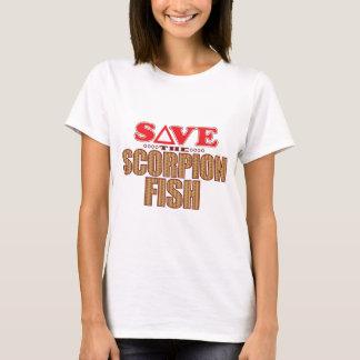 Scorpion Fish Save T-Shirt