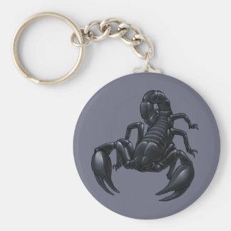 Scorpion Key Ring