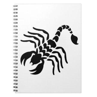 Scorpion Notebook