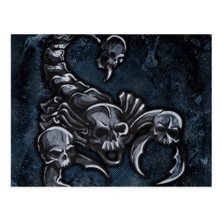 Scorpion Post Cards