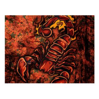 Scorpion Postcards