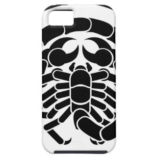 Scorpion Scorpio Zodiac Horoscope Astrology Sign Tough iPhone 5 Case