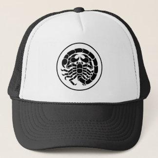 Scorpion Scorpio Zodiac Horoscope Astrology Sign Trucker Hat