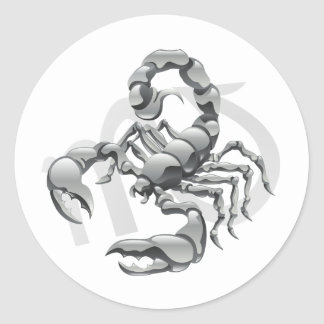 Scorpion Stickers