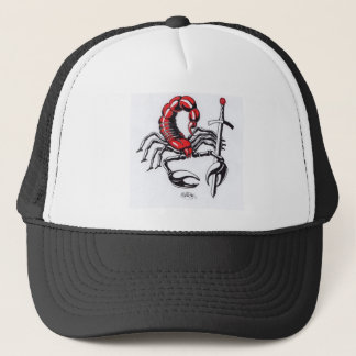 Scorpion Trucker Hat