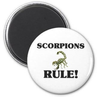 SCORPIONS Rule! Magnet