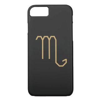 Scorpius Zodiac Sign Basic iPhone 8/7 Case