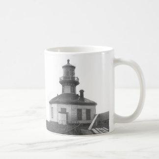 Scotch Cap Lighthouse 2 Basic White Mug