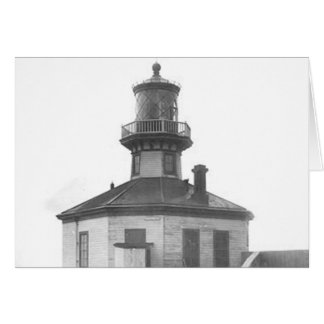Scotch Cap Lighthouse 2 Greeting Card