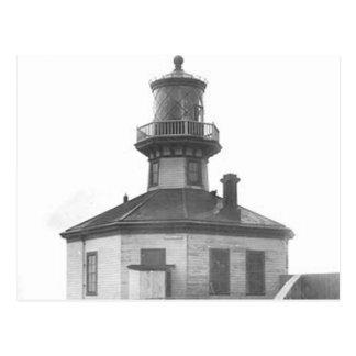 Scotch Cap Lighthouse 2 Postcard