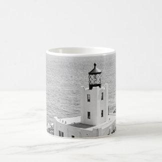 Scotch Cap Lighthouse Basic White Mug