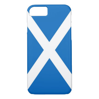 Scotch flag iphone 7 Case