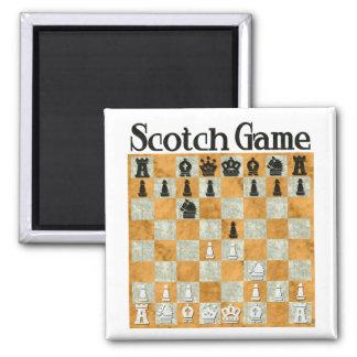 Scotch Game Magnet