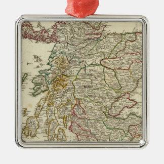 Scotland 10 christmas ornament