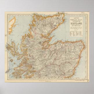 Scotland 12 poster