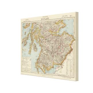 Scotland 13 canvas print