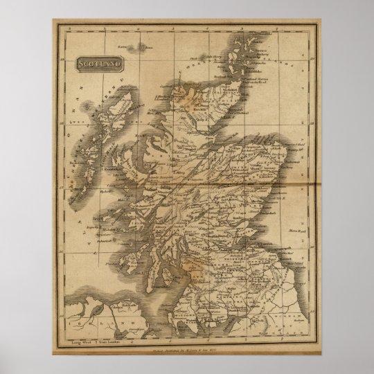 Scotland 13 poster