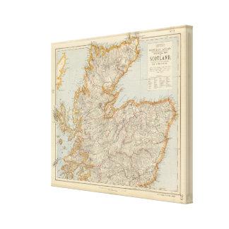 Scotland 14 canvas print