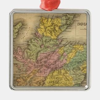 Scotland 17 christmas ornament