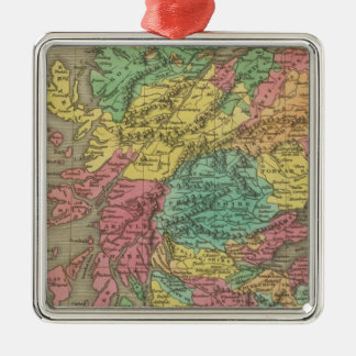 Scotland 18 christmas ornament