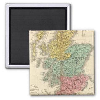 Scotland 18 magnet