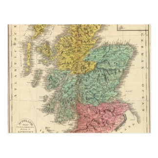 Scotland 18 postcard