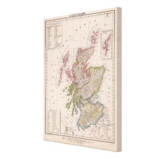 Scotland 19 canvas print