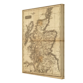 Scotland 22 canvas print