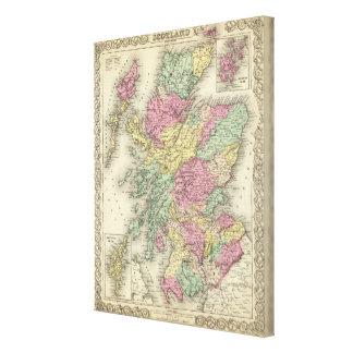 Scotland 23 canvas print