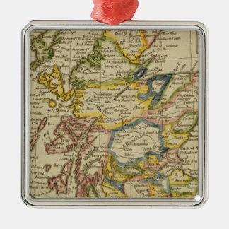Scotland 23 christmas ornament