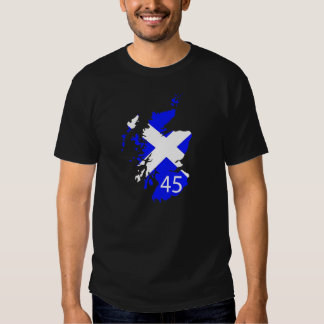 Scotland 45 t shirt