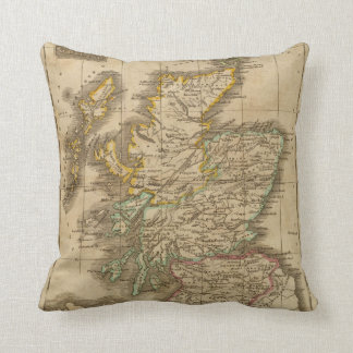 Scotland 4 cushion