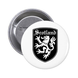 Scotland 6 Cm Round Badge