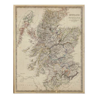 Scotland 8 poster