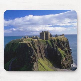 Scotland, Aberdeen. Dunnotar Castle. Mouse Mat