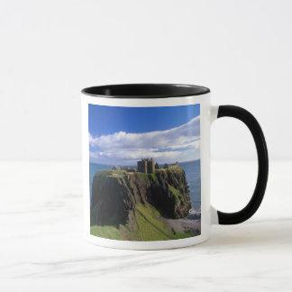 Scotland, Aberdeen. Dunnotar Castle. Mug