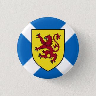 Scotland Badge - Cross & Lion